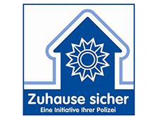 Zuhause sicher Polizeiinitiative