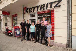 Team Kettritz Schlüsseldienst in Berlin